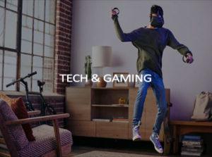 Tech & Gaming